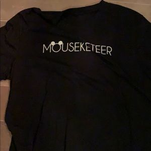 Mouseketeer shirt